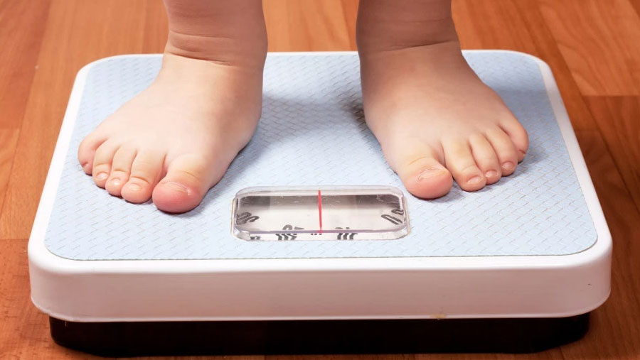 World's children rapidly turning obese!