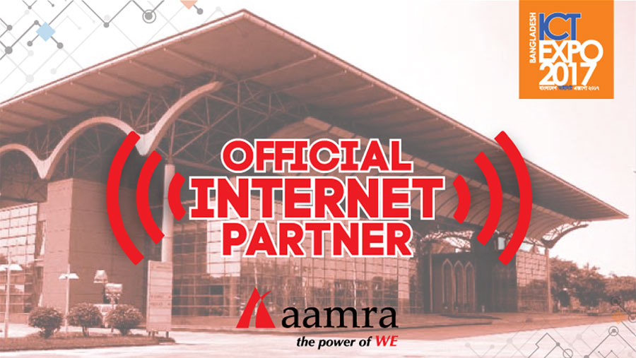 aamra at Bangladesh ICT Expo 2017