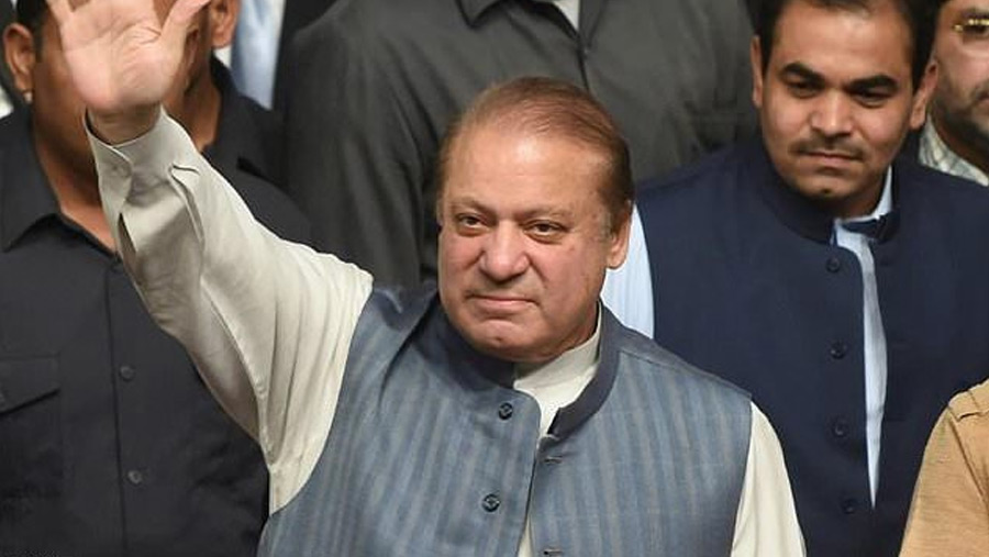 Arrest warrant issued for Nawaz Sharif