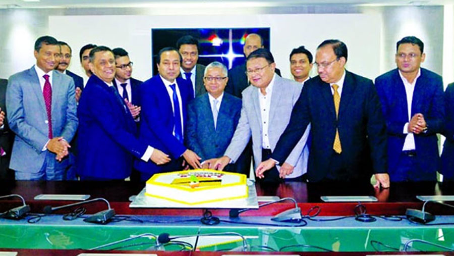 NRB Global Bank's 4th founding anniversary