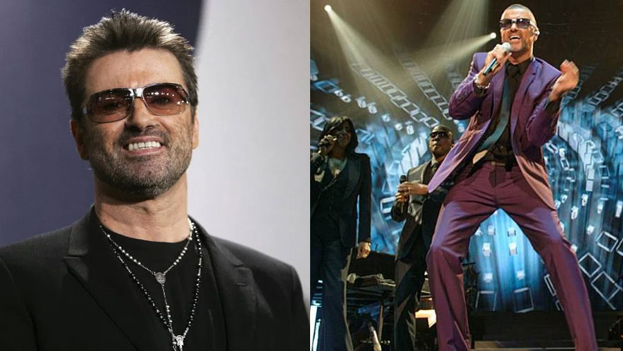 George Michael goes back to no. 1 in UK