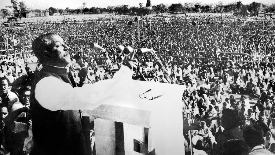 Bangabandhu's March 7 speech now world's documentary heritage