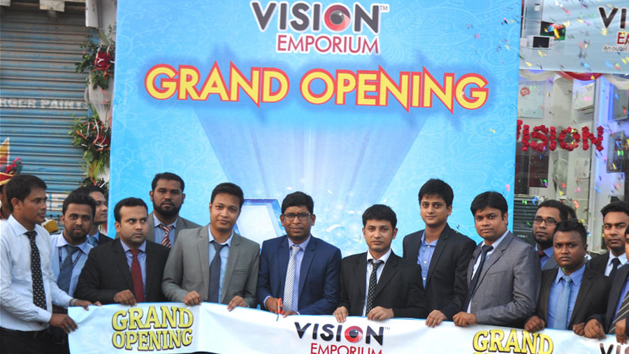 Vision Emporium opens outlet at Bhairab