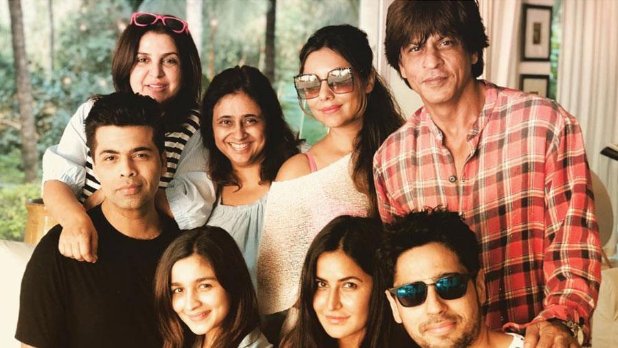 Shah Rukh Khan turns 52