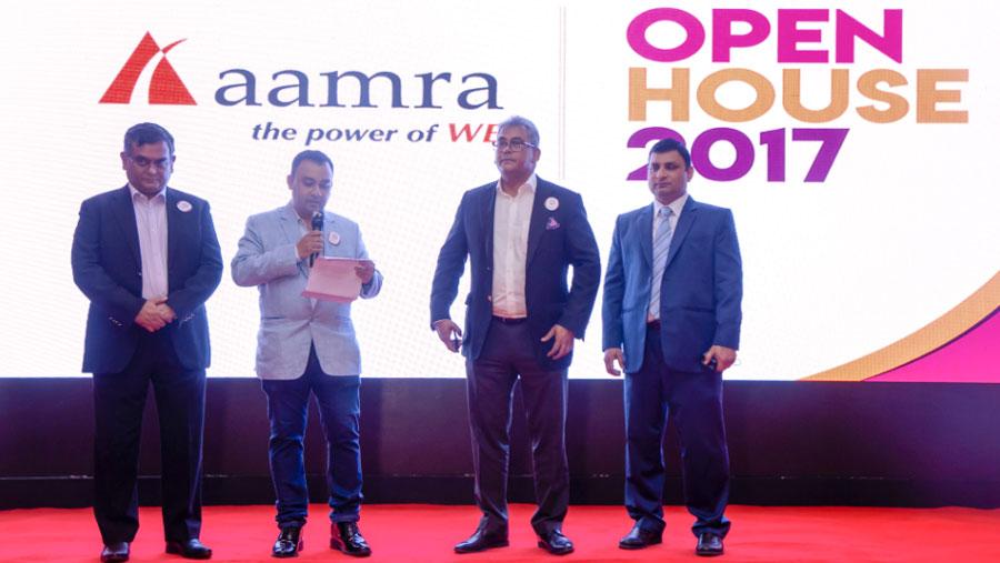 aamra Open House 2017 held