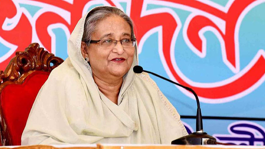 Sheikh Hasina 30th among 100 most powerful women