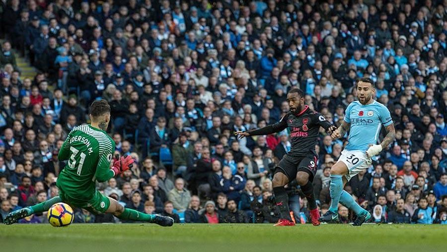 Man City extend Premier League lead