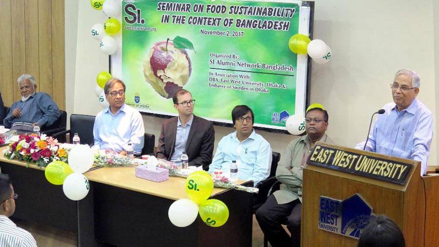 Seminar on food sustainability at EU