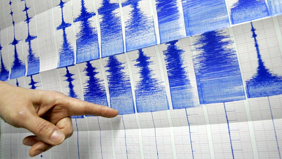 Mild earthquake shakes country