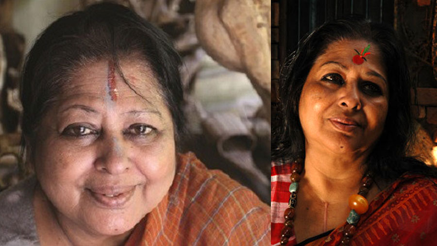 Sculptor Ferdousi Priyabhashini hospitalised