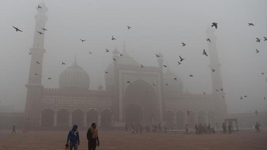Health emergency declared in New Delhi