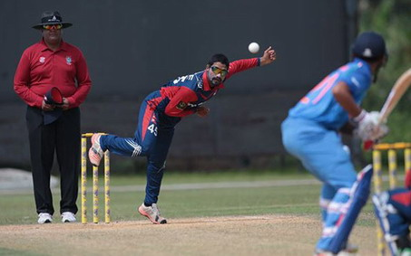 India suffer shock defeat by Nepal in U-19 Asia Cup