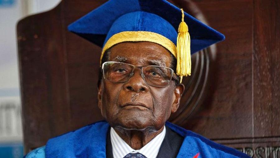 The end of Robert Mugabe era?