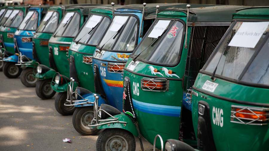 CNG autorickshaws to join Uber, Pathao