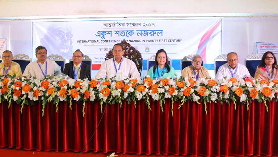 'Nazrul in the 21st century conference' held at UU
