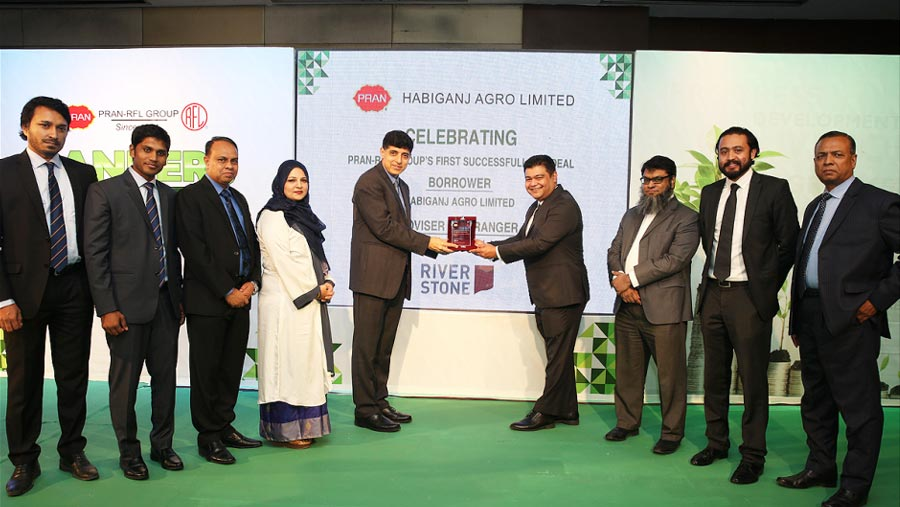 Habiganj Agro celebrates successful completion of ECA deal