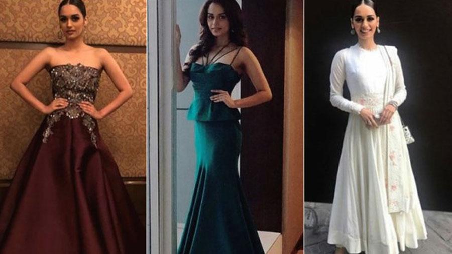 Miss World Manushi Chhillar's best fashion looks