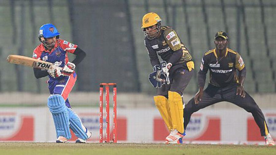 Mithun, bowlers put Rangpur in the playoffs