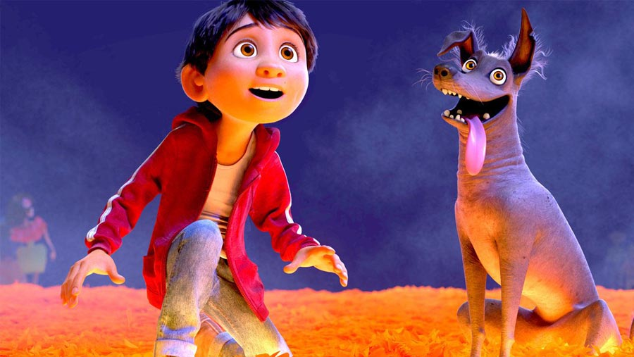 Animation Movie-'Coco' makes huge second-weekend surge