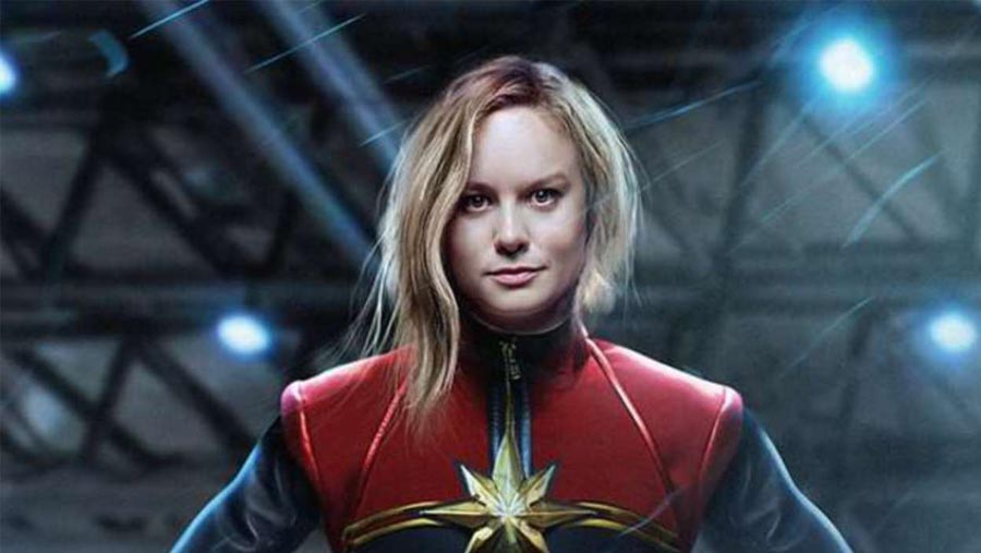 Captain Marvel-confirmed for Avangers 4