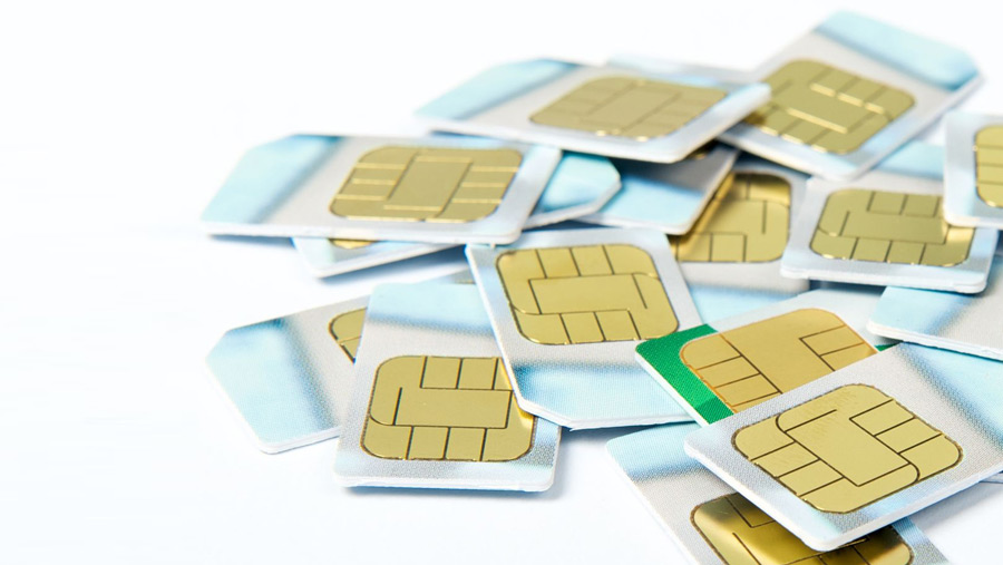Maximum 15 SIMs allowed for one user