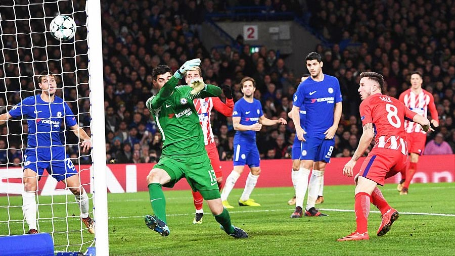 Atletico crash out, Chelsea finish 2nd in UCL