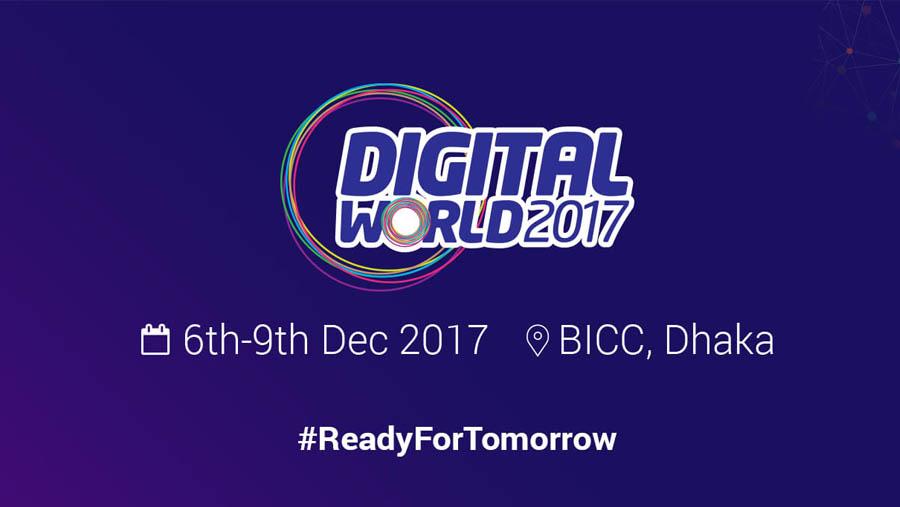 Digital World 2017 starts today