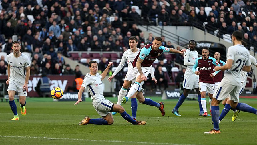 Marko seals first West Ham win for Moyes