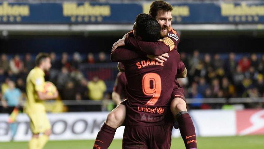 Barca restore 5-point La Liga lead