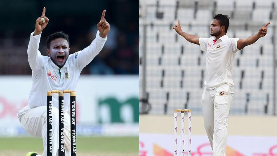 Shakib Tigers' new Test captain