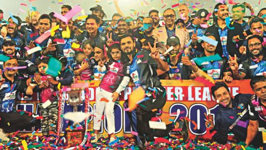 Rangpur Riders clinch BPL title