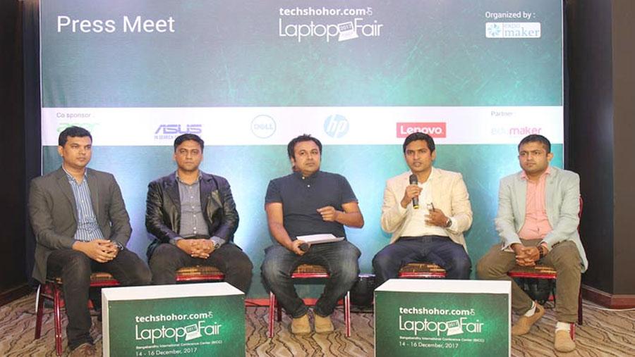 Laptop Fair in Dhaka from Thursday