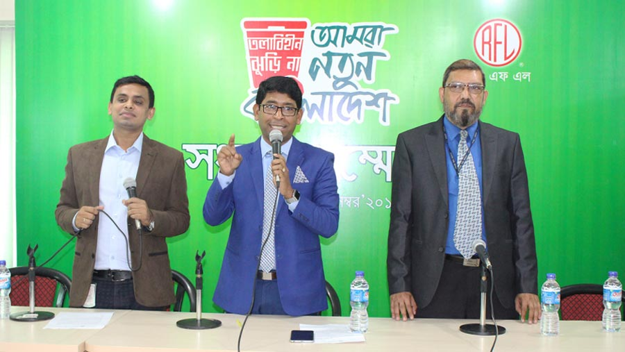 RFL introduces 'New Bangladesh' campaign