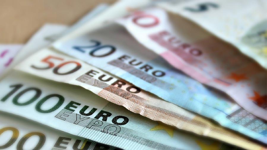 Eurozone growth forecasts revised up