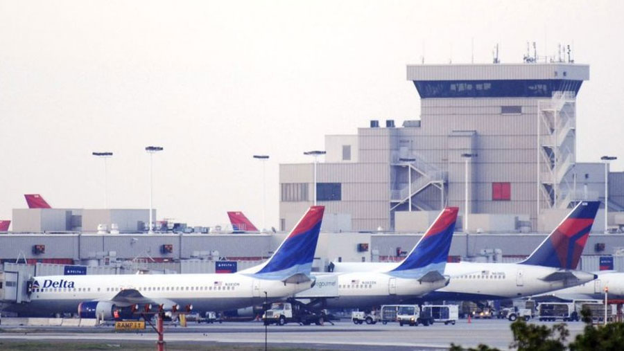 Power outage at world's busiest airport