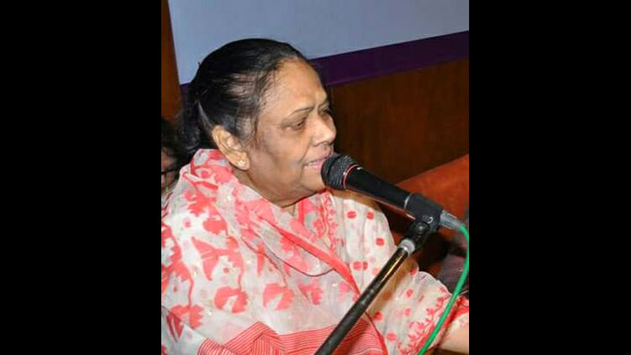 Begum Mumtaz Hossain passes away