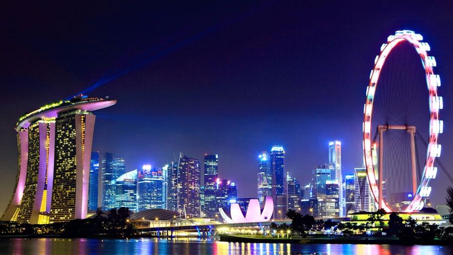 Singapore's economy grew 3.5pc in 2017