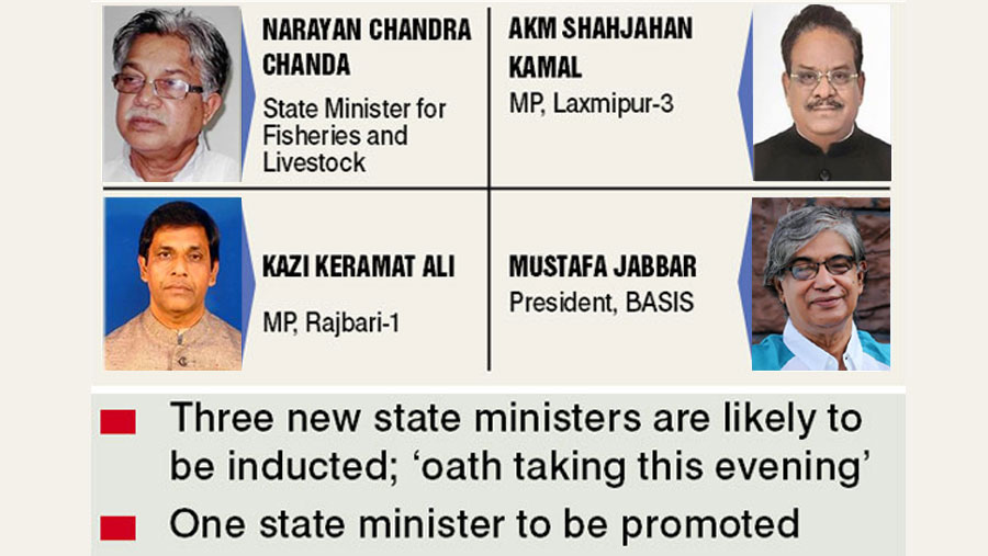 Reshuffle in Cabinet likely