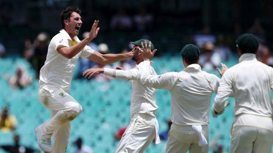 Australia seal 4-0 Ashes series win
