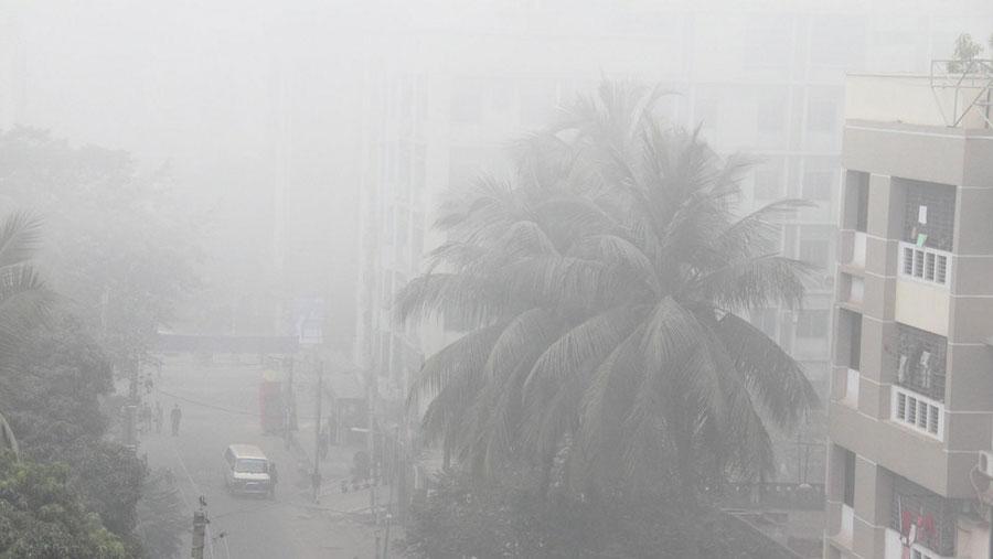Dhaka witness 7 degrees Celsius!