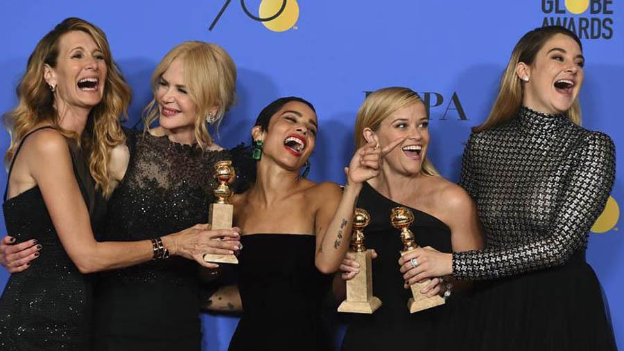 List of Golden Globe Awards winners