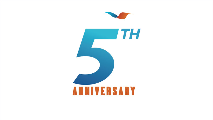 NOVOAIR completes five years
