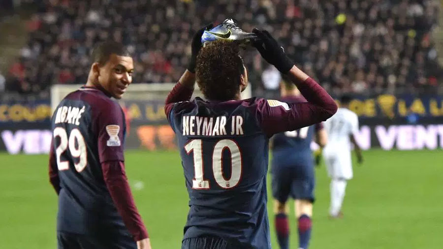PSG grab French League Cup win