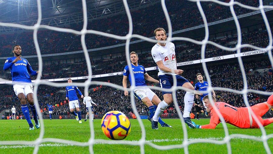 Harry Kane breaks another Spurs record