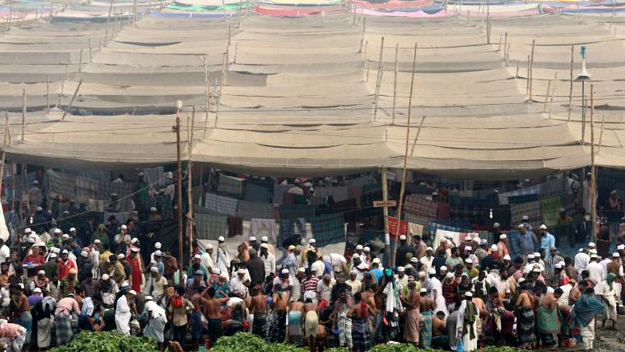 Biswa Ijtema to end Sunday