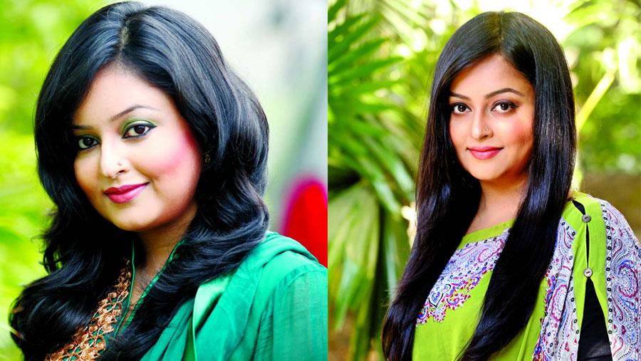 Oindrila returns to modelling