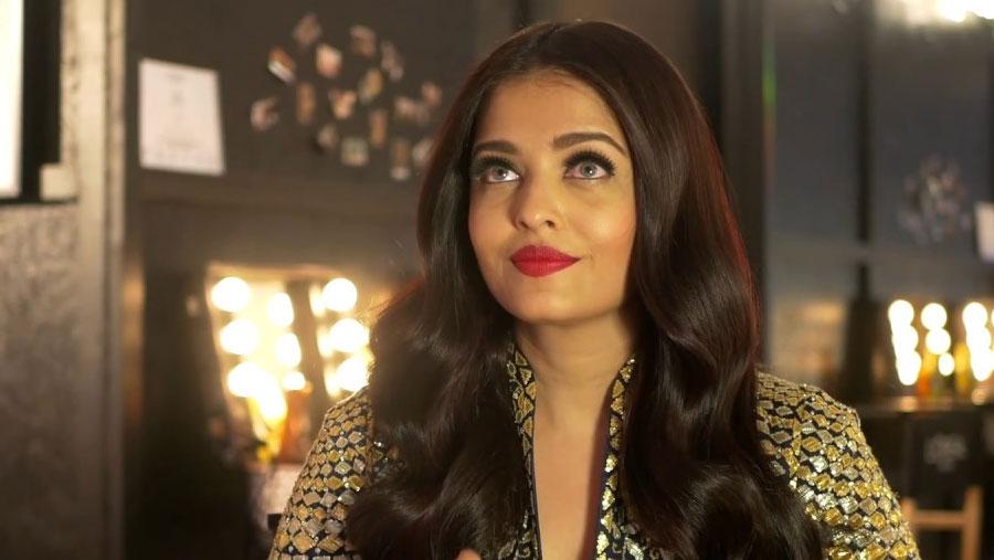 Aishwarya receives First Ladies Award