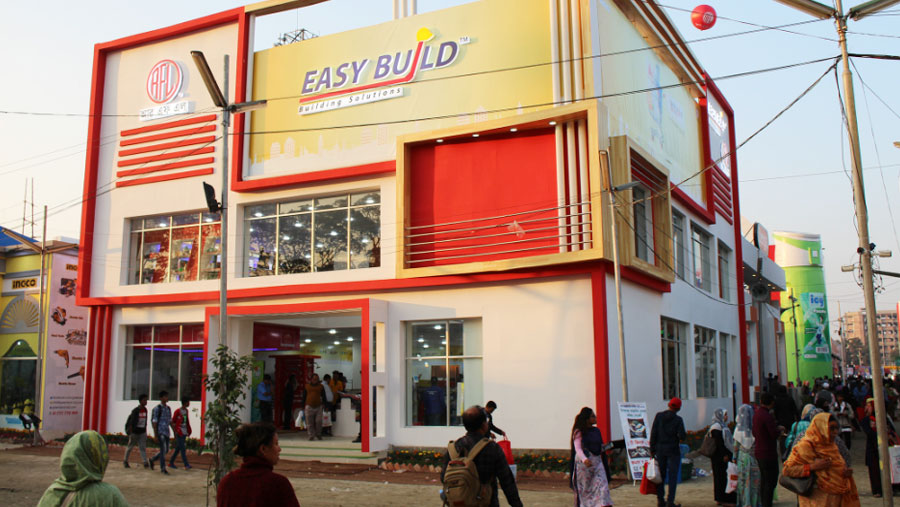 All building materials under one roof