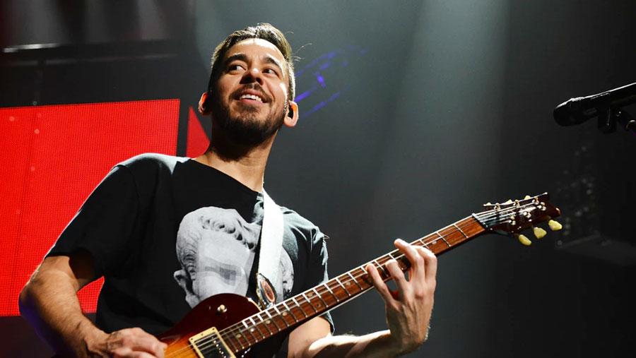 Mike Shinoda unveils new EP