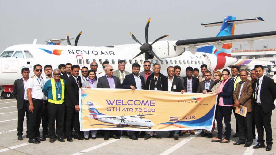 Novoair gets another aircraft